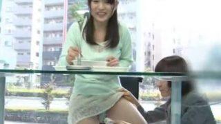 【マジックミラー号】女子アナの内定をもらった女子大生のサトミさんが赤面興奮性交実況レポート!!(高山えみり)