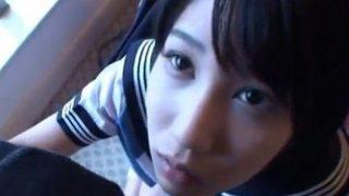 【湊莉久】出○い系で知り合った男にハメ撮り映像を記録されるJ系!