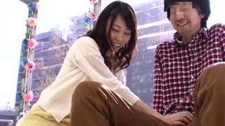 【MM号】『なんか固いんだけど…笑』男のチ○ポはSEXする気満々!(川菜美鈴)