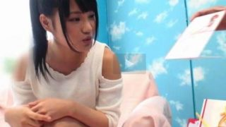 【マジックミラー号】アイドル級の可愛さで萌えアニメ声の美少女がイキまくる!(森田まゆ)