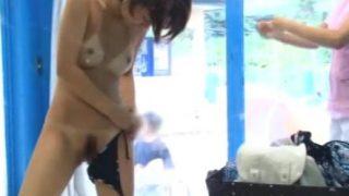 【MM号】初生ハメ中出しに戸惑いながらも大満足の激かわギャル!(乙葉ななせ).