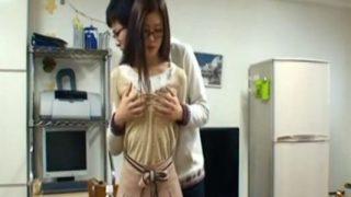 【企画】東〇大学卒のメガネ美人家庭教師を自宅に呼んでエロいことしまくり!