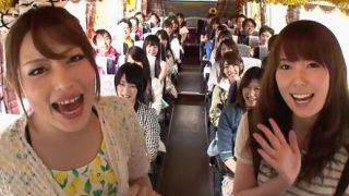 【バコバス2014】AV女優16名がご挨拶のフェラチオ抜き!.