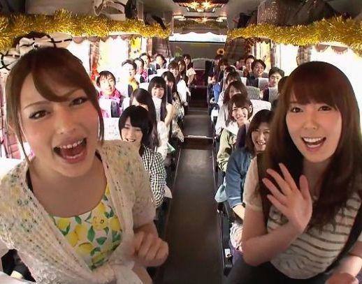 【バコバス2014】AV女優16名がご挨拶のフェラチオ抜きwww・