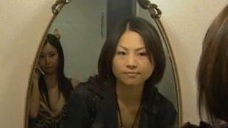 【ヘンリー塚本】トイレで女を襲うタチ!(真羅マキ.真島みゆき).