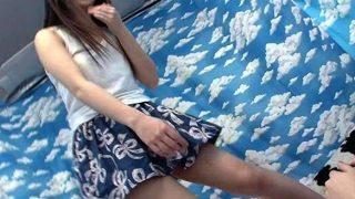 【企画】弟のチ○ポを素股で擦りつけるうちに姉のマ○コもグチョグチョに!.