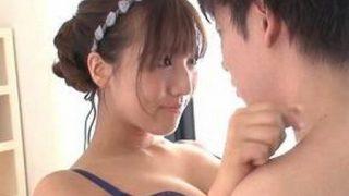 【三上悠亜】「もっと…もっとキスして…」元SKE48「鬼頭桃菜」が卑猥で下品なKissと燃え上がる情熱SEXwww・