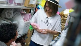 【企画】原宿でカワイイ娘を発見!読者モデルをしていたショップ店員とハメ撮りwww.