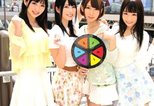 〔企画〕朝の立川駅に集合させられた人気女優たちに待っていたミッションとはwww