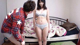 〔遠野唯〕AVデビュー作!150cmにも満たない小柄な女の子がロスト・バージン!