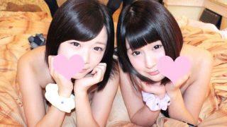 〔素人〕女○高生2人と円光セックス!イマドキ女子たちがオヤジを救う!