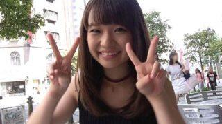 〔素人〕屈託のない等身大の癒し系エロ陸上部員18歳がまさかのAVデビュー!
