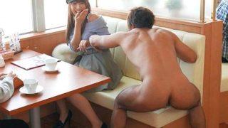 〔三上悠亜〕『え?何?何?』全裸のしみけんがアイドルを襲うドッキリ企画!
