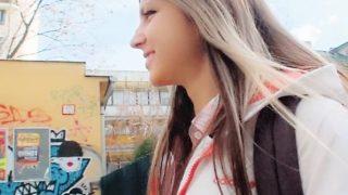 ロシアのスレンダー巨乳なパイパン美妖精!〔ジーナ・ガーソン〕