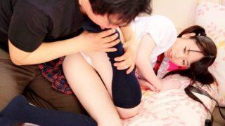 〔水卜さくら〕本番禁止なJKマッサージの神乳Gカップ娘をハメちゃいます!