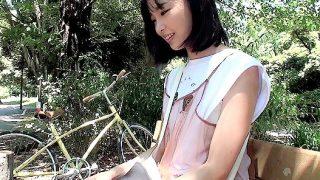 〔竹田ゆめ〕「恥ずかしい…」とびきりピュアな美少女がカメラの前で赤面オナニー!