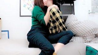 『よくないょ…』彼氏もちの女子大生がヤリチン男と浮気!〔盗撮〕
