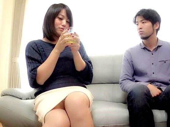 セックス中毒になったムッチリ爆乳奥さん‼★★清塚那奈(きよづかなな)★★