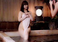 旅行先で出会った若い大学生と貸し切り風呂でヤッちゃう人妻!〔企画〕