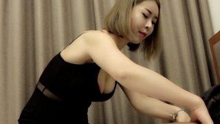 「オニイサン…カタクナッテルネ…」韓国人マッサージ嬢に巨根をぶち込む!〔企画〕