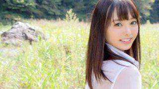 〔小倉由菜〕AVデビュー作!体を触られてキスをされるとオマ○コ濡らす敏感娘!