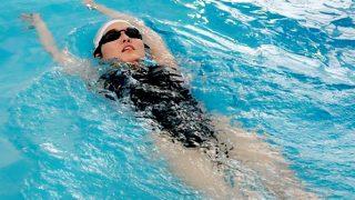 鍛え上げられた競泳選手の肉体美が躍動する濃厚セックス!【企画】