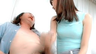 〔葵つかさ〕「イッてもいいよ~」憧れAV女優のS級テクに我慢出来たらセックスOK!