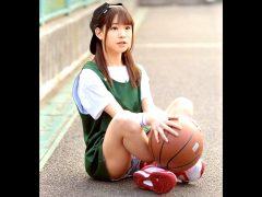 〔双葉良香〕幼い顔してパワフルなセックスを披露してくれた現役女子大生バスケットボール選手!
