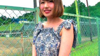 田舎育ちの超美人オシャレ女子大生が上京ついでにAVデビュー!〔望月あられ〕
