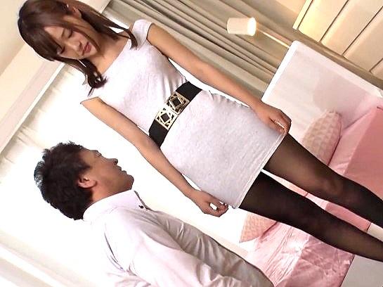 〔素人〕スタイル抜群な国際線CAさん♥やっぱり日本男児のチ○ポが一番好き❗