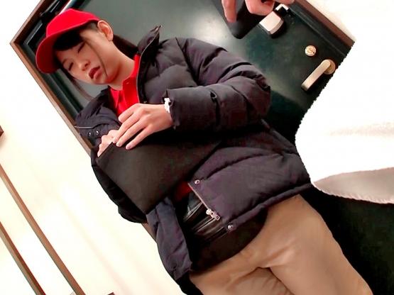 激かわなピッツァの宅配員をレ●プ‼★★あおいれな★★
