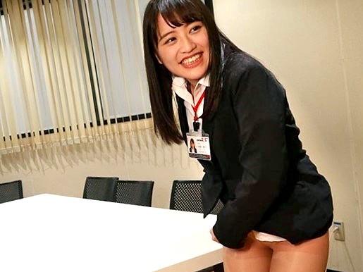美人S●D社員の膣圧を測れ▼浅見せな(あさみせな)・葉月もえ(はづきもえ)▼