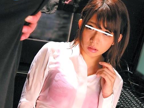 ☆OL☆ピンクのブラがYシャツから見えてフル勃起!!★★麻里梨夏(まりりか)/女優★★