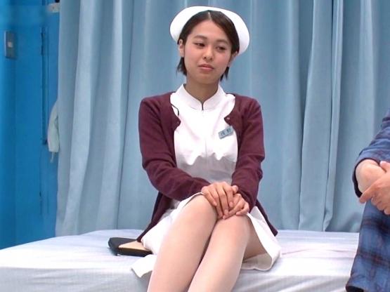 ▼▼素人▼▼美人看護師をナンパ♥患者のチ○ポで杭打ち騎乗位して勝手に激イキしちゃう‼