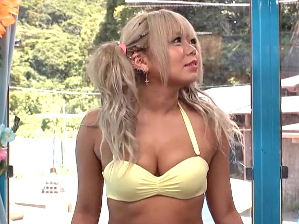 ☆企画☆ビーチにいたビッチGALを性感エステ‼★★水川スミレ(みずかわすみれ)★★