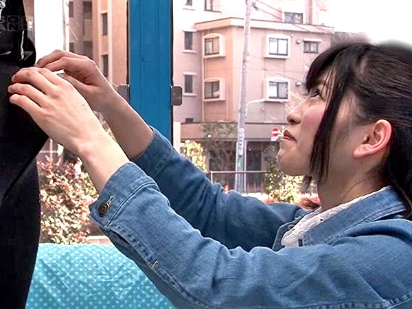 ▼▼マジックミラー▼▼上京したばかりのウブ娘をナンパ♥デカチンをフェラさせて濡れマンにチ○ポ挿入