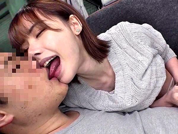 ☆企画☆素人の舌をナメまくる淫乱ムスメ★★深田えいみ/女優★★