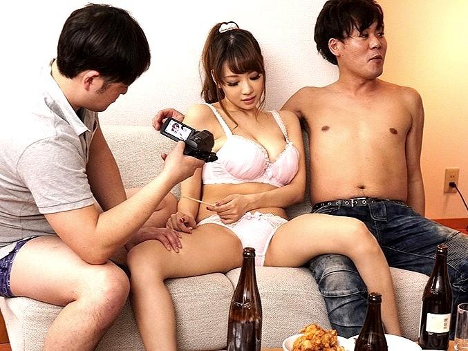 ☆鬼畜☆昔から好きだった女友達を輪姦する先輩たち!!★★RION(りおん)/女優★★