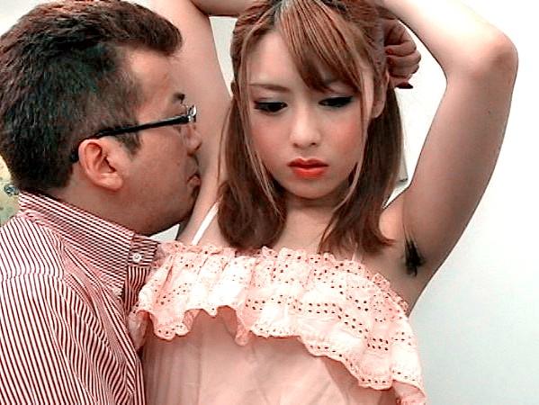 ☆痴女☆美女の生い茂ったワキ毛に興奮!!★★桜井あゆ(さくらいあゆ)/女優★★