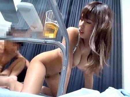 ☆企画☆アパートに連れ込んだデカパイJDと即SEX!!★★逢沢るる(あいざわるる)/素人★★