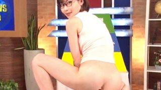 〔痴女〕SEX実況女子アナ‼「私のねっちょりオマ○コにチ○ポが入っていきます♥」TVの前の視聴者さまに最高のオナニーをお届け❗