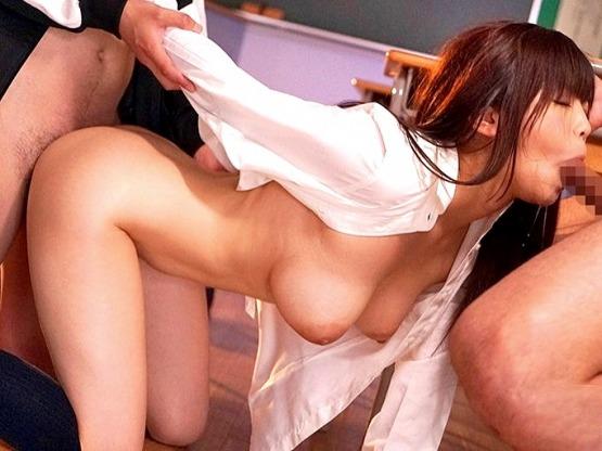 ☆強姦☆レ●プされたデカパイ制服少女 !!★★羽咲 みはる(うさみはる)/女優★☆★