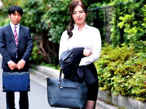 ◆無料動画◇優しい女上司の無防備な姿に欲情レイプ★☆